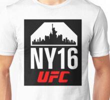ufc ny 16 Unisex T-Shirt