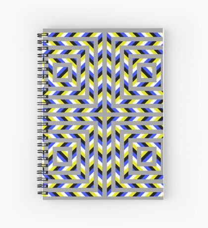 Squaroo Spiral Notebook