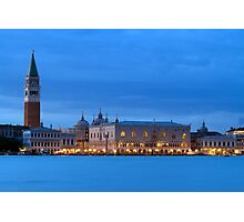 san marco night Photographic Print
