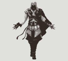 Assassin's Creed II - Ezio Auditore T-Shirt