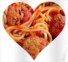Spaghetti Life Poster