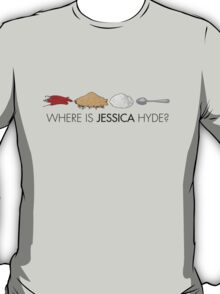 Utopia - where is Jessica Hyde? T-Shirt