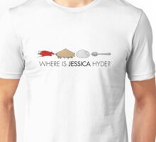 Utopia - where is Jessica Hyde? Unisex T-Shirt