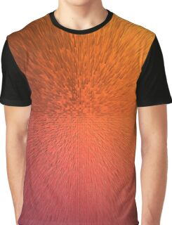 Warm abstract. Graphic T-Shirt