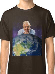 David Attenborough - Living Legend Classic T-Shirt