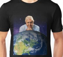 David Attenborough - Living Legend Unisex T-Shirt