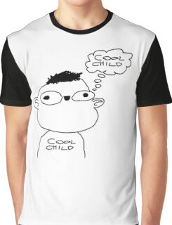 Cool Child. Become a Cool Child. Aristotle. Graphic T-Shirt