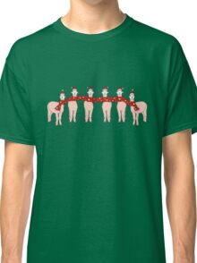 Happy Alpaca Christmas! Classic T-Shirt