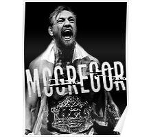 mc gregor Poster