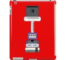 Consoles (US version) iPad Case/Skin