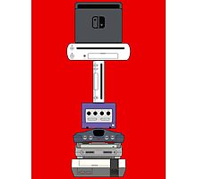 Consoles (PAL version) Photographic Print
