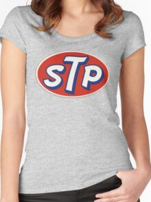 STP Women's Fitted Scoop T-Shirt