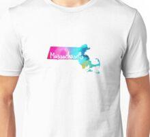 MASSACHUSETTSS Unisex T-Shirt