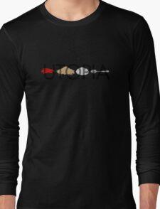 Utopia - Utopia title Long Sleeve T-Shirt