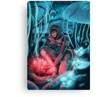 Crimson Nirnroot Canvas Print
