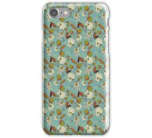 Autumn Mouse large iPhone Case/Skin