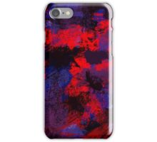 Abstract Storm iPhone Case/Skin