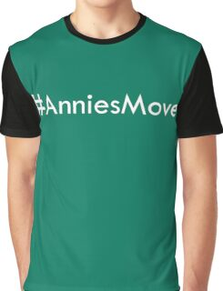 #AnniesMove Graphic T-Shirt