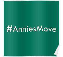 #AnniesMove Poster