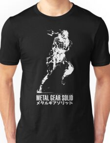 Metal Gear Solid - Snake Unisex T-Shirt
