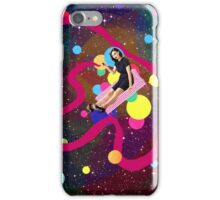 Universe painter iPhone Case/Skin