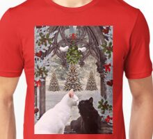 Mistletoe Magic Unisex T-Shirt