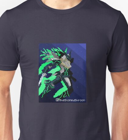 Zone of the Enders - Pixelart Jehuty Unisex T-Shirt