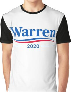 ELIZABETH WARREN 2020 Graphic T-Shirt