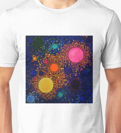 Genesis, abstract art Unisex T-Shirt