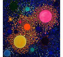 Genesis, abstract art Photographic Print