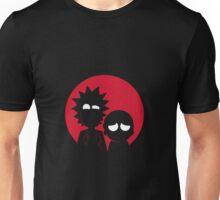 Rick and Morty Minimalist Unisex T-Shirt