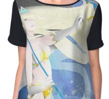 The Tempest Chiffon Top