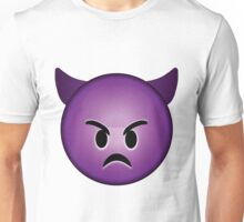 Angry Devil Unisex T-Shirt