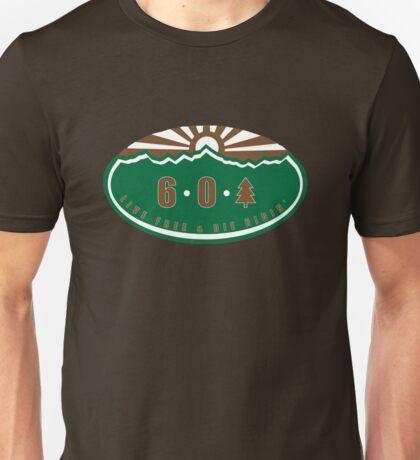 6 0 tree Unisex T-Shirt