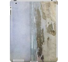 Just me and the Sea iPad Case/Skin