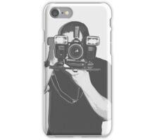 The Nikon Photographer iPhone Case/Skin