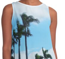 Shoot the Breeze Contrast Tank