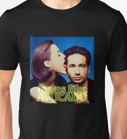 David tastes like avocado Unisex T-Shirt