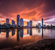 Burning Skies by McguiganVisuals