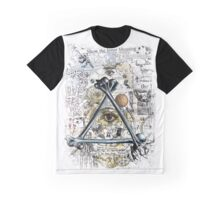 All seeing Eye. Graphic T-Shirt