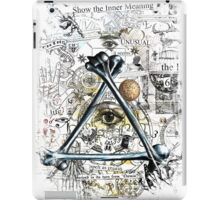 All seeing Eye. iPad Case/Skin