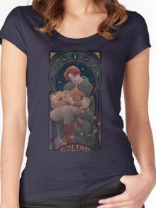 Eolian Women's Fitted Scoop T-Shirt