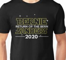 Bernie Sanders 2020 T Shirt - Return of the bern Unisex T-Shirt