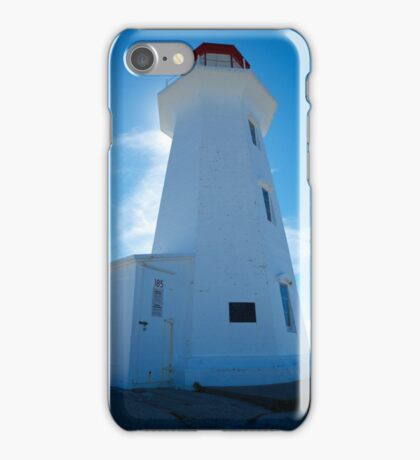 Tower By Sea iPhone Case/Skin
