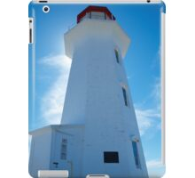 Tower By Sea iPad Case/Skin