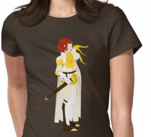 Knight Captain Womens Fitted T-Shirt