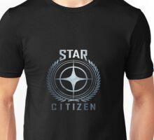 Star Citizen Crest Unisex T-Shirt
