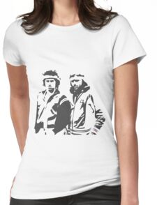 McEnroe / Borg Womens Fitted T-Shirt