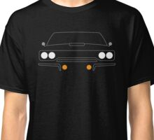 70 PLYMOUTH (front) Classic T-Shirt