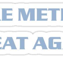 #MMGA Sticker